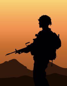 20842091 - soldier